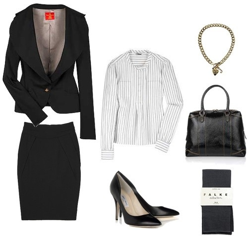 58 Best Interview Wear For Women Images On Pinterest ...