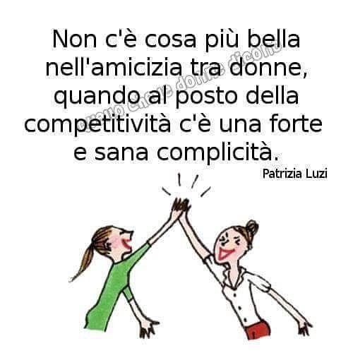 #donne #amicizia