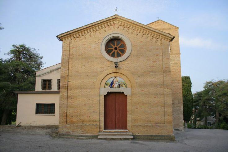 La Chiesa di San Bernardino - Castiglioni - Castignano (AP)