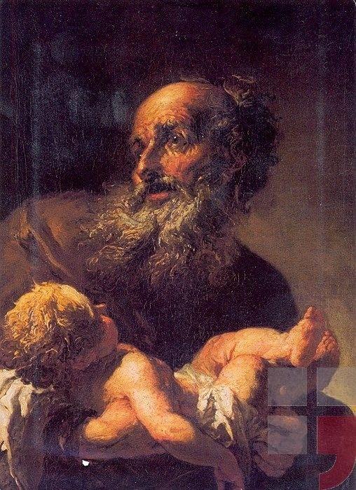 Brandl - Siemeon s Ježíškem
