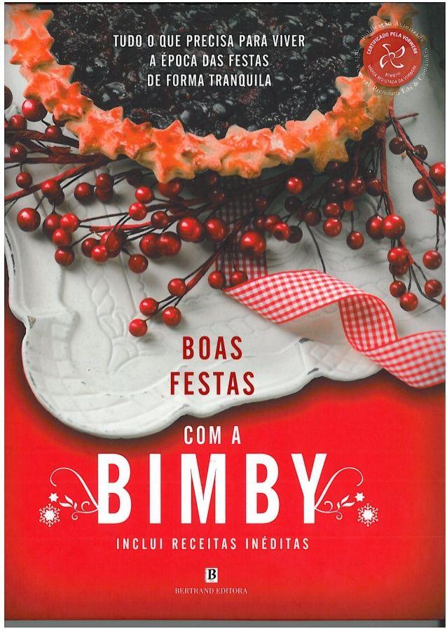 Boas Festas com a Bimby