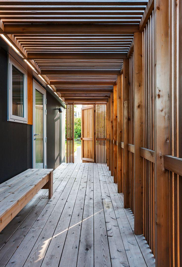 Проектная фирма Salmela Architect представила Hall House — частный дом в городе Дулут, штат Миннесота, США.