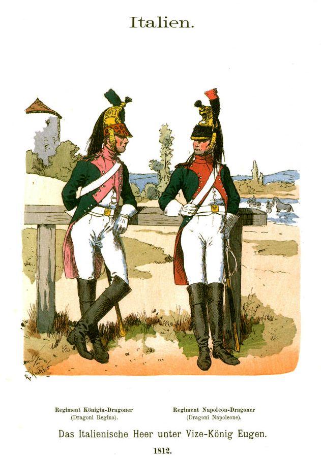 Military Uniforms – Napoleonic
