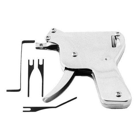 how to build a lock pick gun