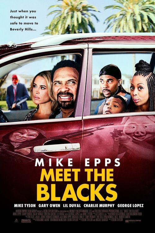 Meet the Blacks Full Movie Online 2016