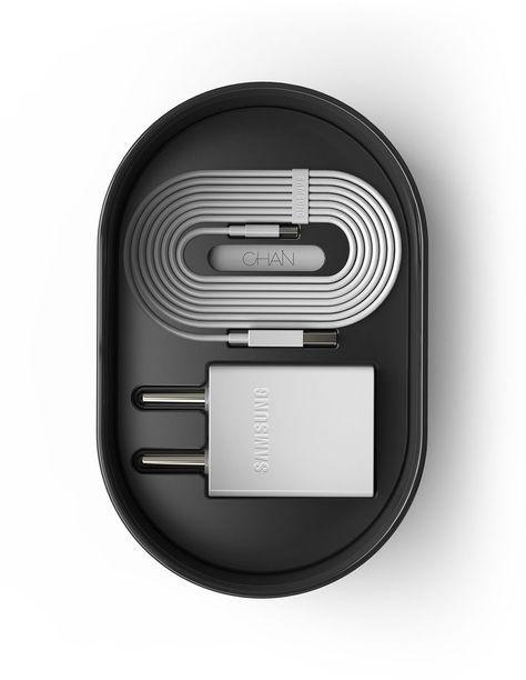 "Products we like / Charger / White / Wamsung / Packaging / Consumer electronics / at <a href=""http://SamirSadikhov.com"" rel=""nofollow"" target=""_blank"">SamirSadikhov.com</a>"