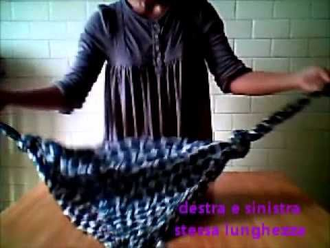 furoshiki100cm - drop bag.wmv - YouTube