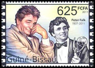 Detective Fiction on Stamps: Columbo