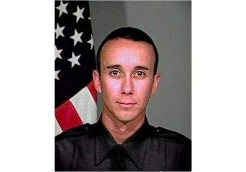 San Bernardino Officer Garcia