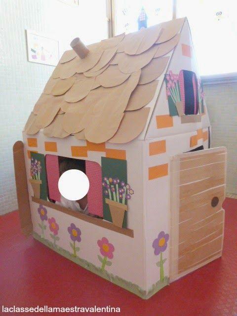 Decorare scatole di cartone per bambini cr16 regardsdefemmes - Come decorare una casa ...