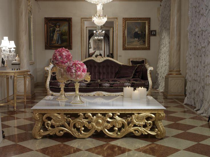 Francesco Molon D404 Living Room Setting