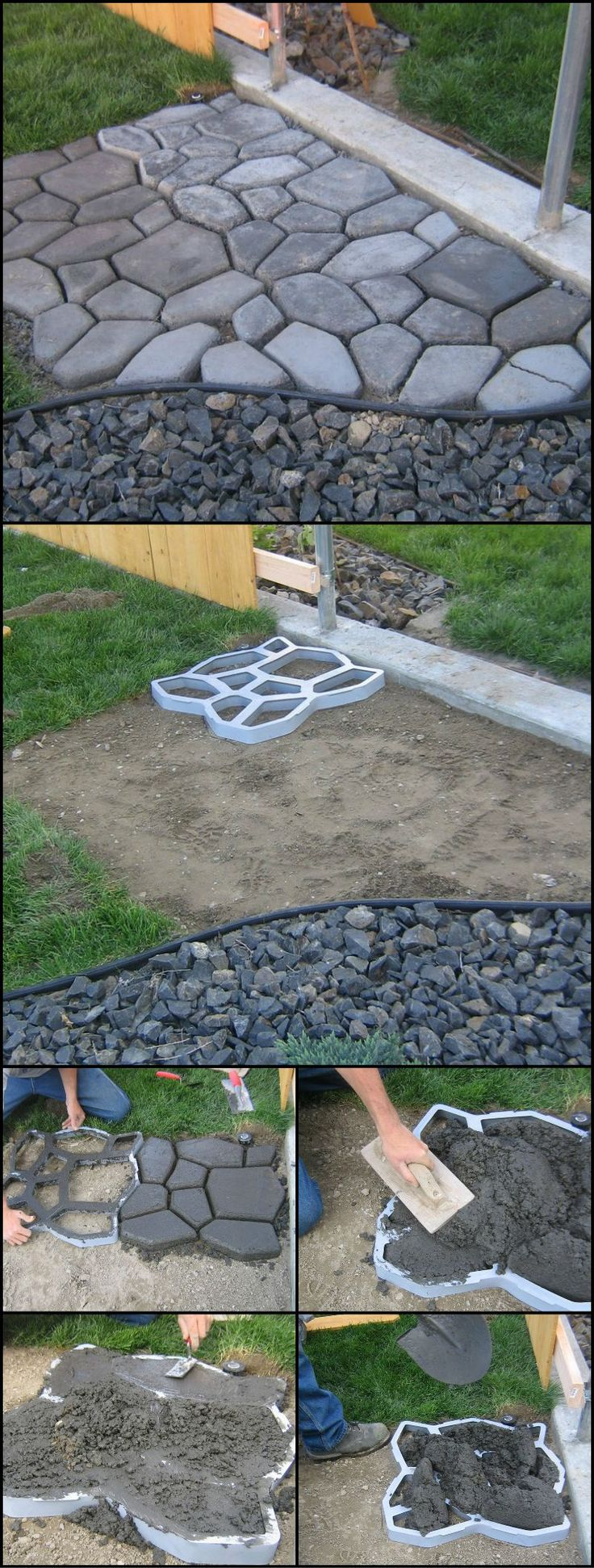 Stone Landscape Projects : Best images about landscaping ideas on pinterest