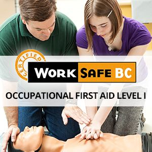 We provide the Work Safe BC Occupational First Aid Level 1 course is an 8 hour program, including coffee and lunch breaks. There are various course schedules, Register on our site.