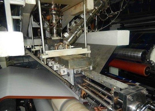 #Uflex Launches Extrusion Lamination Machine EL-1300 in India #Uflexltd