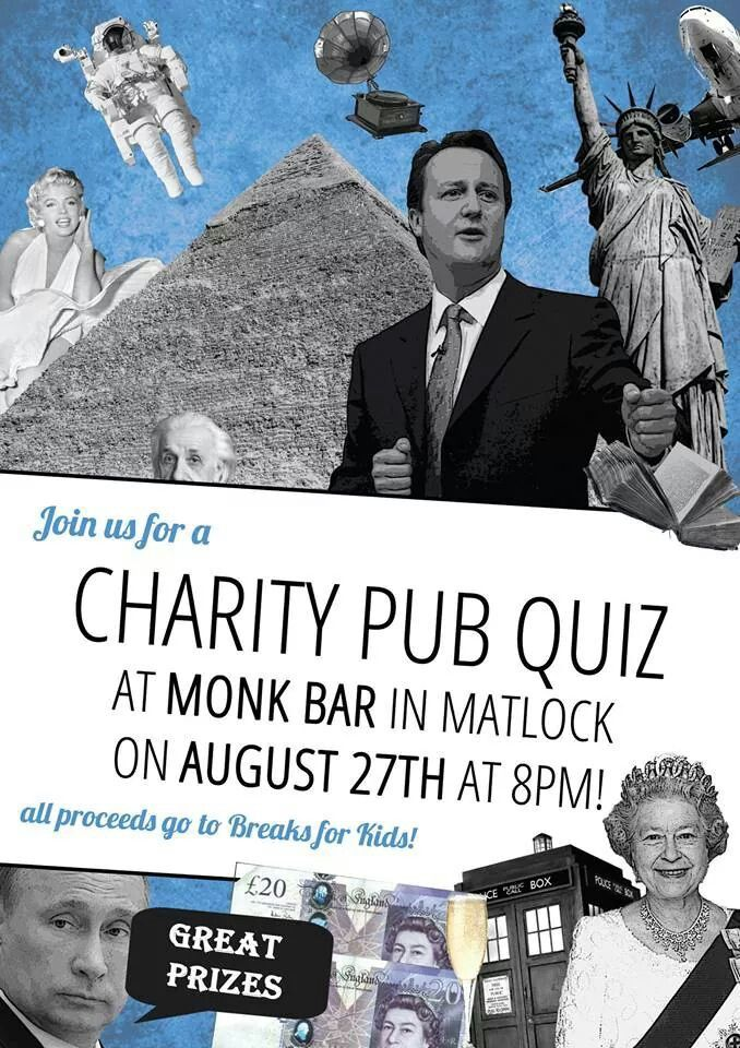 17 Best Quiz Night Posters Images On Pinterest Poster