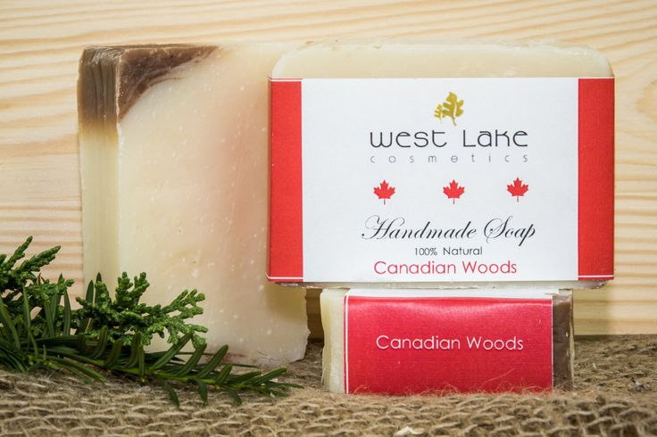 Canadian Woods by WestLakeCosmetics on Etsy