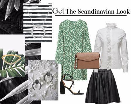 The Scandinavian look//