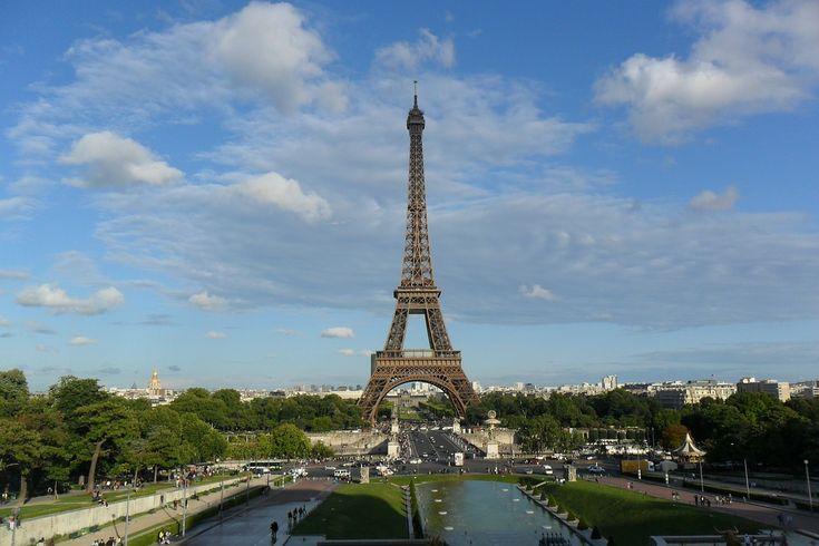 Francja - Paryż, Wieża Eiffela