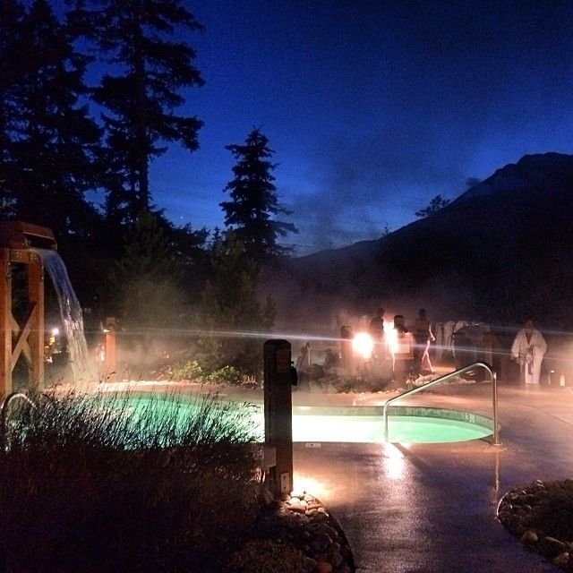 Scandinave Spa Whistler in Whistler, BC