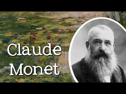 the life and times of claude monet This video is a great way for school kids, students and other people to learn about the life of claude monet the video will be a great introduction to an art lesson on claude monet or impressionist painting in schools and colleges.