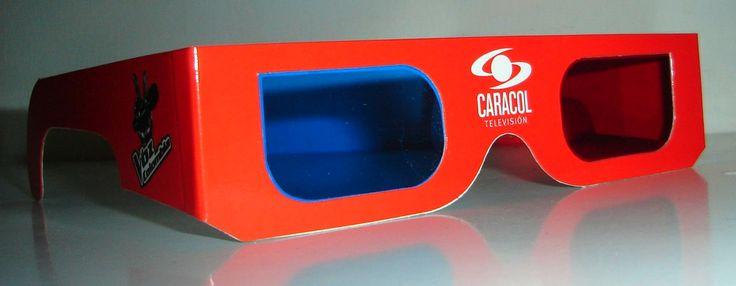 Gafas 3D y 4D