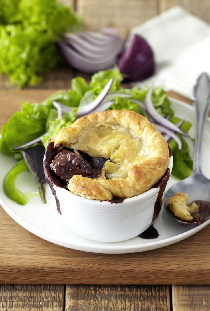 how to make steak and kidney pie easy