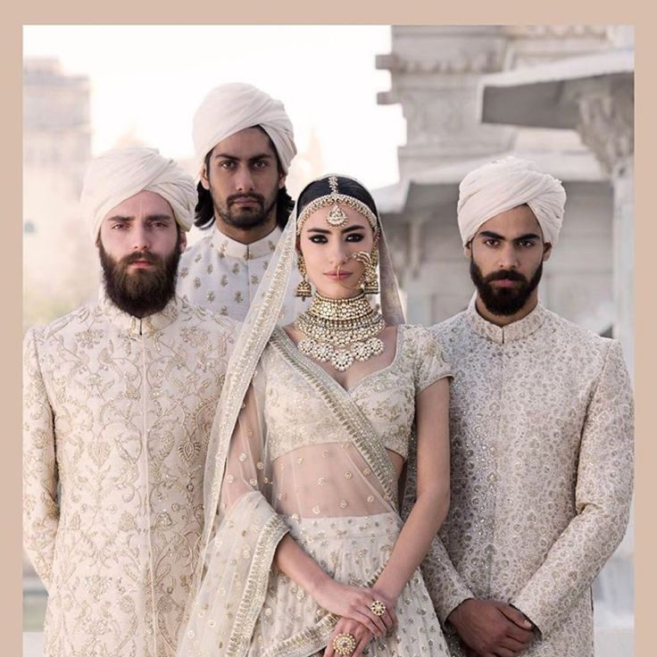 We are still so in love with the Udaipur collection by Sabyasachi