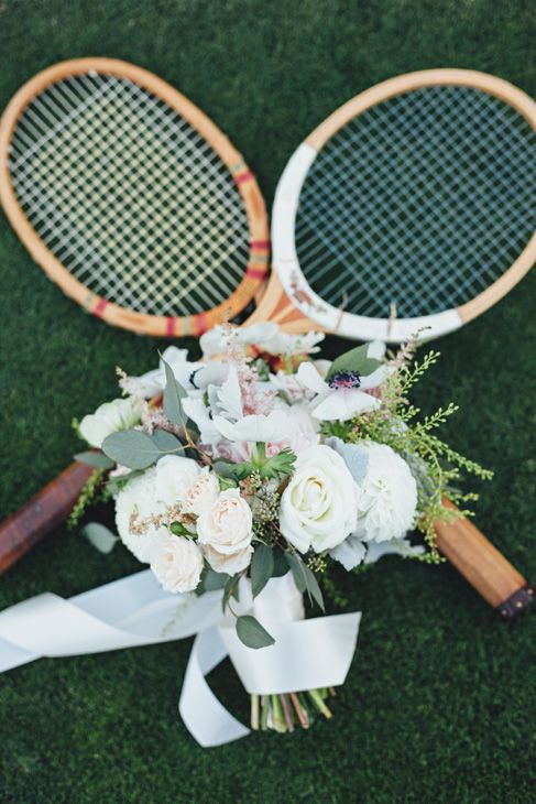 tennis hall of fame wedding | photo first mate