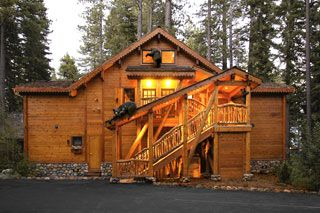 The Cottage Inn in Lake Tahoe, CA. Room start at $`145 with a two-day minimum.
