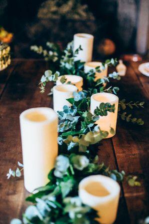 Let Love Sparkle - Un matrimonio invernale ispirato alle feste