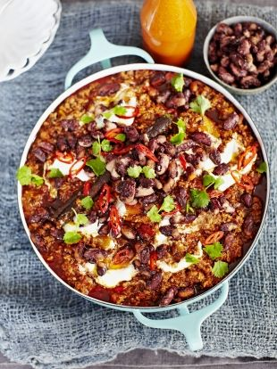 Warm those winter nights with a sweet potato jacket and a quick chilli recipe, perfect for feeding a crowd, from BBC Good diasiopregunhar.ga Time: 50 mins.