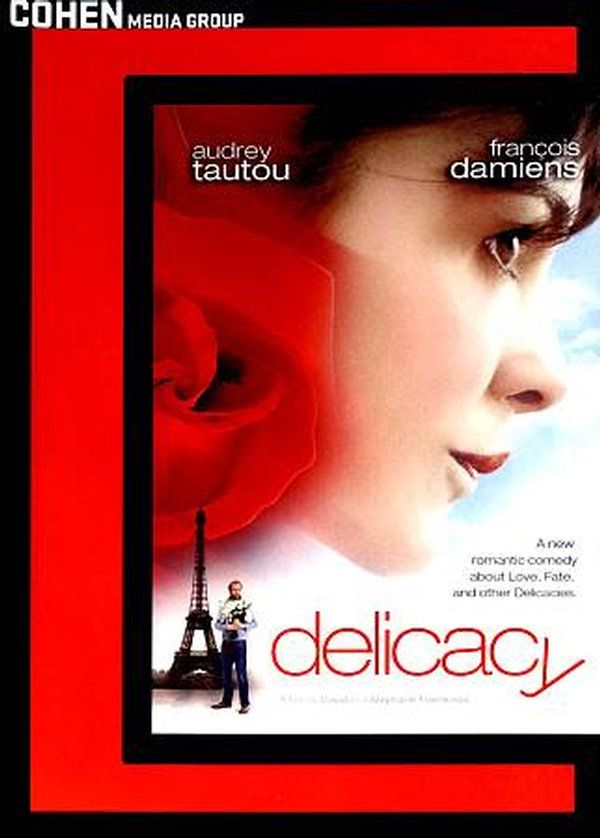 Delicacy (French, Subtitled in English) DVD (2011) Starring Audrey Tautou, Bruno Todeschini, Francois Damiens & Melanie Bernier; Directed by Stephane Foenkinos; Starring Josephine DeMeaux; Directed by David Foenkinos; Ent. One Music $8.98 on OLDIES.com