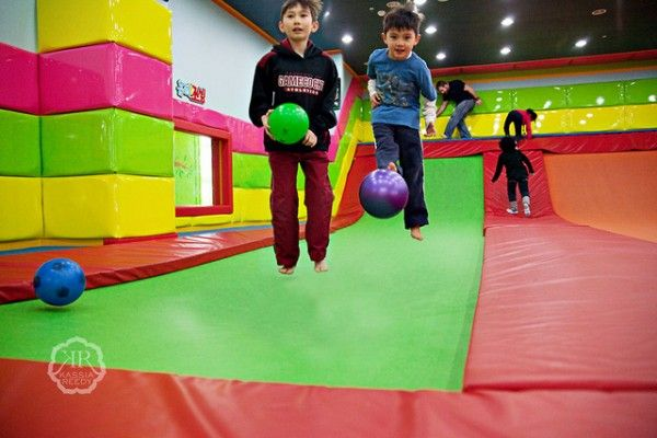 CONTRIBUTED BY KASSIA REEDY   Looking for some indoor fun?   Maybe you love Kid Cafes, but you want something for your slightly more rambunctious kids?   Maybe you want to relive your childhood days and think, hey, jumping on big trampolines in a padded ...