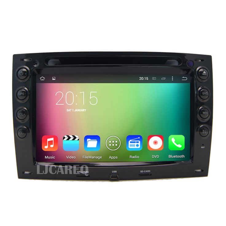 """7"""" Touchscreen Car DVD GPS For Renault Megane 2003 2004 2005 2006 2007 2008 Car radio stereo with Bluetooth wifi free map"""