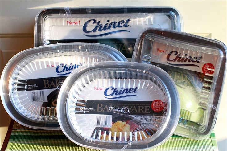 Chinet Nonstick Disposable Bakeware Review