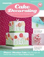 #cakedecorating #howto #prettycake #cake #magazine #baking ...