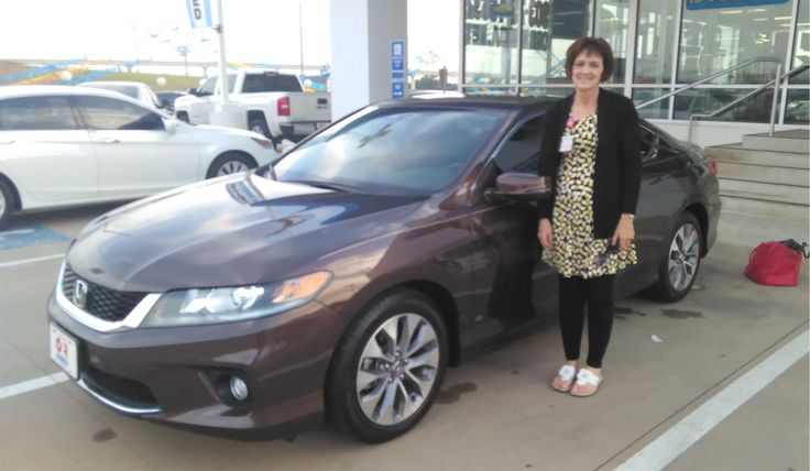 Thank you, Kim for the opportunity to help you with your new 2015 HONDA ACCORD!  All the best, Orr Honda and BRYAN WOODLE.