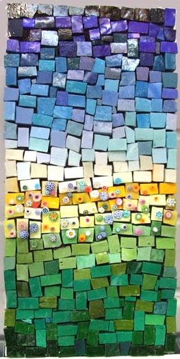 Smalti Mosaic by Mandy Farmer Artworks.  http://mandyfarmerartworks.co.uk/mosaic/mosaic4.htm