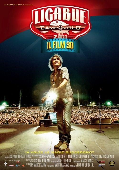 Ligabue Campovolo - Il FILM 3D, al Cinema dal 7 dicembre! | Ligachannel