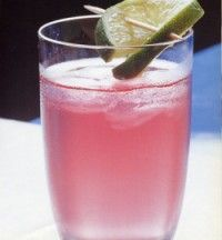 Ricetta Cocktail Pink Rum