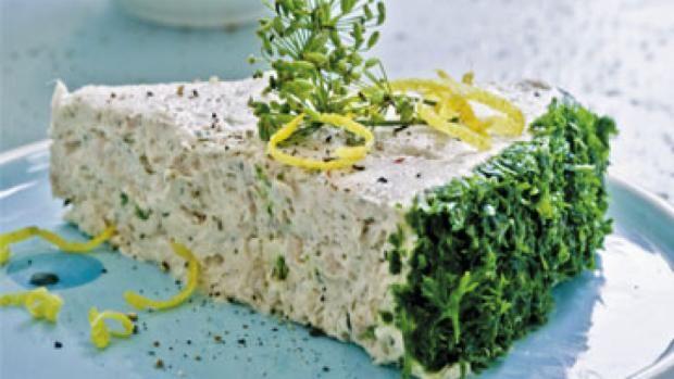 Tunmousse   Opskrift på klassisk tunmousse - den perfekte forret