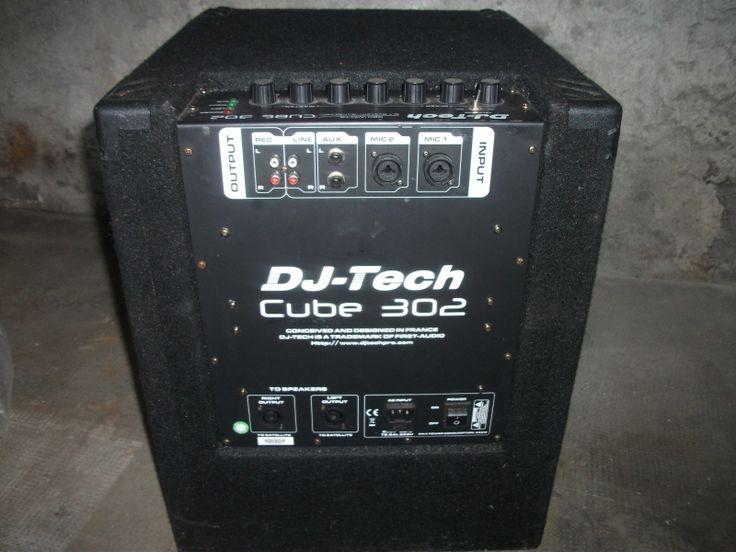 location sonorisation caisson ampli tours 37000 dj tech cube 302 sono instruments de. Black Bedroom Furniture Sets. Home Design Ideas