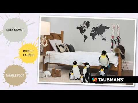 ▶ Can you spot our Broadway Nat/grey rug in the Taubmans 'Imagination' Inspirations with Shaynna Blaze - YouTube #TheRugCollection
