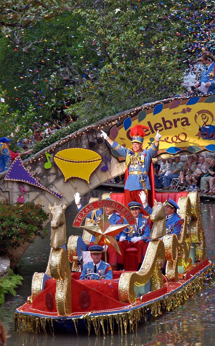 Fiesta san antonio i think this is one of the best times of the year