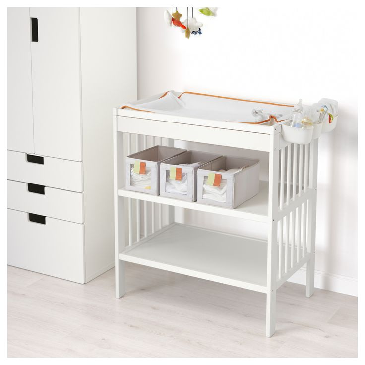 IKEA - GULLIVER Changing table white