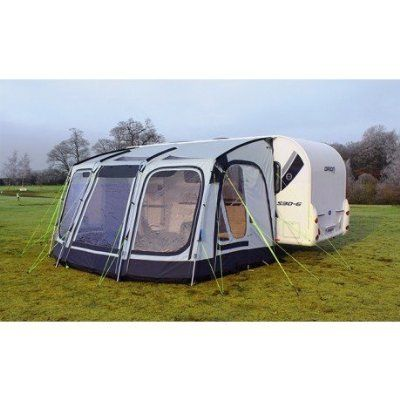 Compactalite 375 Pro Integra Hex Caravan Porch Awning - the most prestigious new model for 2013, packed with features, it's the only awning you will ever require, the ultimate in lightweight awnings...