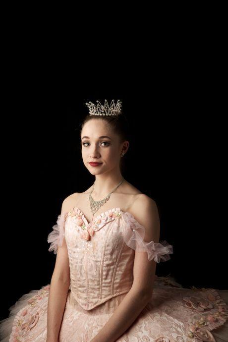 Sleeping beauty ballet style dresses