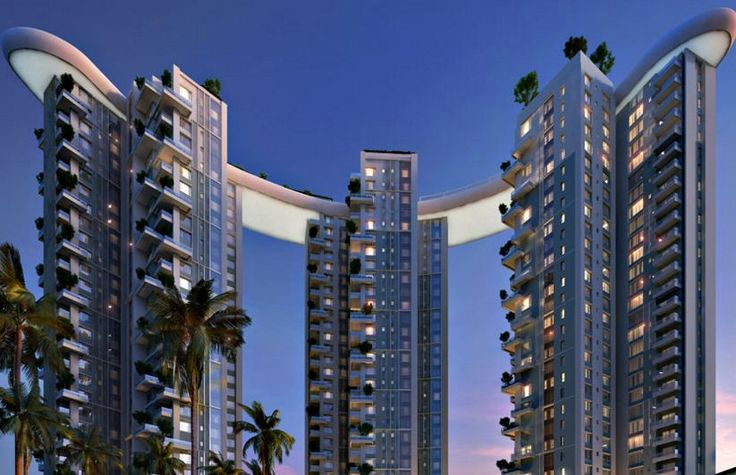 Siddha Sky,Premium high rise residential building coming up off EMBYPASS. call 9830272666 for booking or visit www.sidusrealty.in
