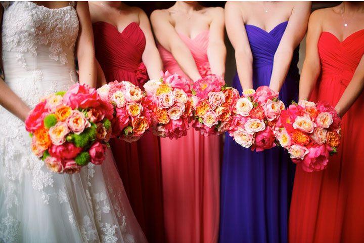 Read more London City Wedding,City wedding London wedding venues ,london city wedding pub http://www.itakeyou.co.uk/wedding/london-city-hall-wedding-ideas/ colorful bridesmaids