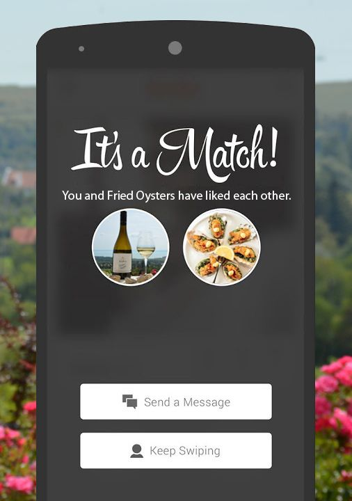 Tinder: Furmint + Oysters = Love